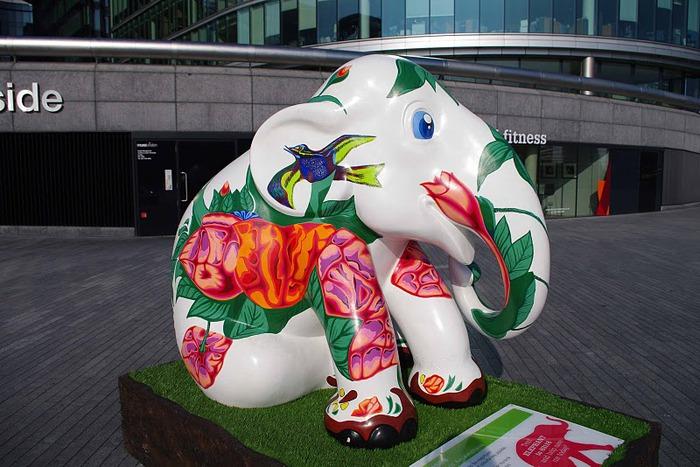 Парад Слонов в Лондоне 2010 88503