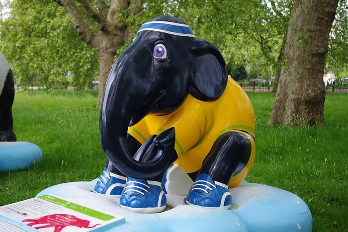 Парад Слонов в Лондоне 2010 48900