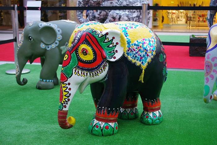 Парад Слонов в Лондоне 2010 22380