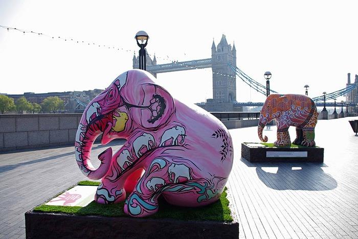 Парад Слонов в Лондоне 2010 39257