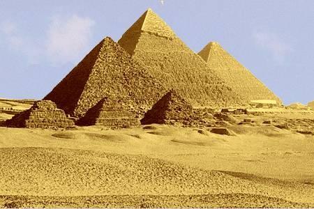 Пирамиды – маяки вселенной