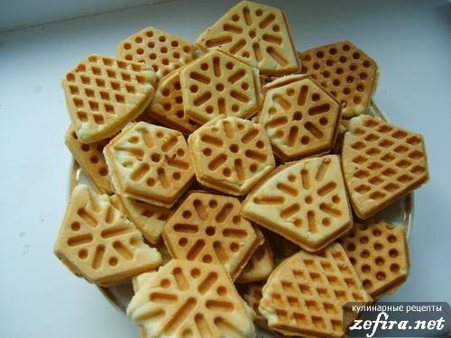 печенье на сковороде на газу рецепт
