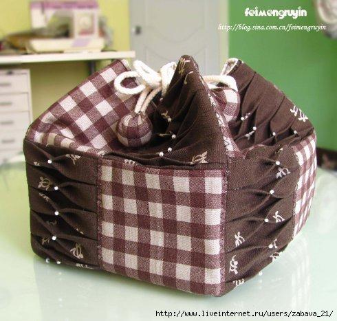 Часть 10 - Схемы вязания сумок