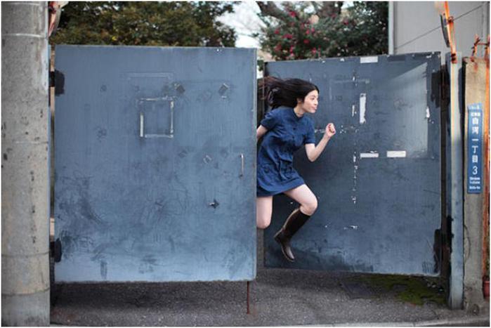 Искусство левитации Нацуми Хаяси