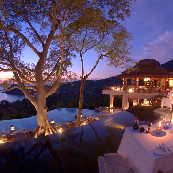 Pimalai - шикарный отдых в Тайланде