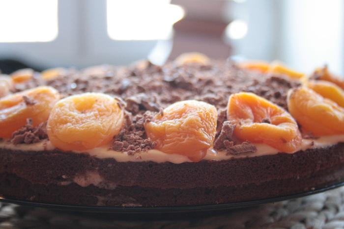 Финиковый пирог