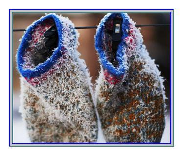 Как облегчить ремонт вязаных носков