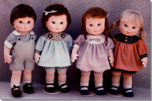 Детсадиковская малышня..Мягкая игрушка 71318792_1298826933_cdc24bf3b2ea