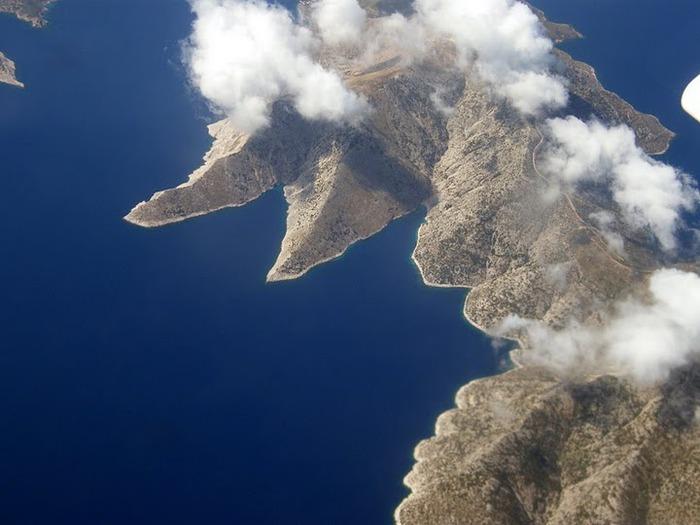 Остров Санторини – вулканическая красота. 32540