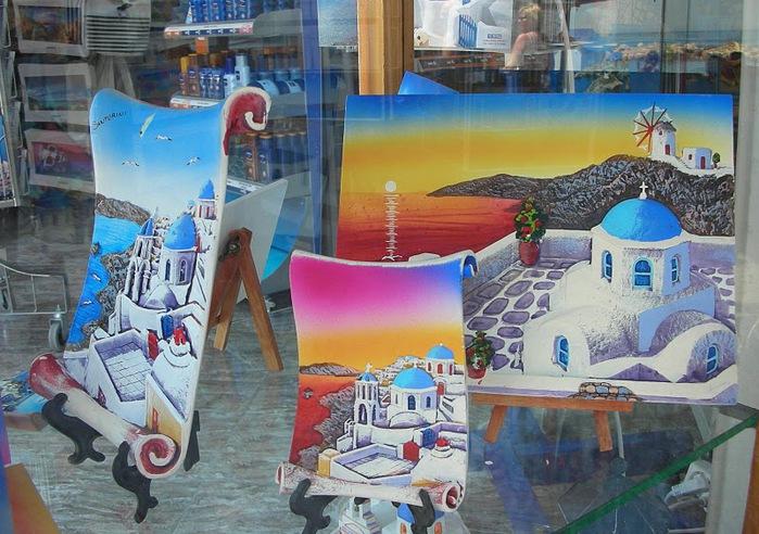 Остров Санторини – вулканическая красота. 54950