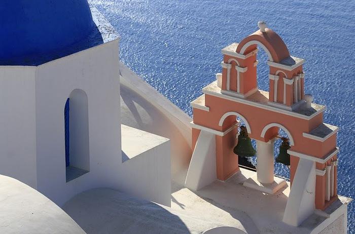 Остров Санторини – вулканическая красота. 28001