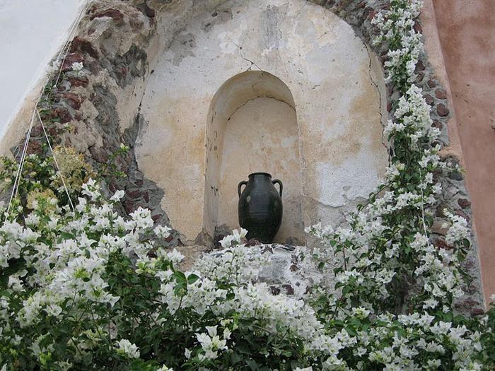 Остров Санторини – вулканическая красота. 76812