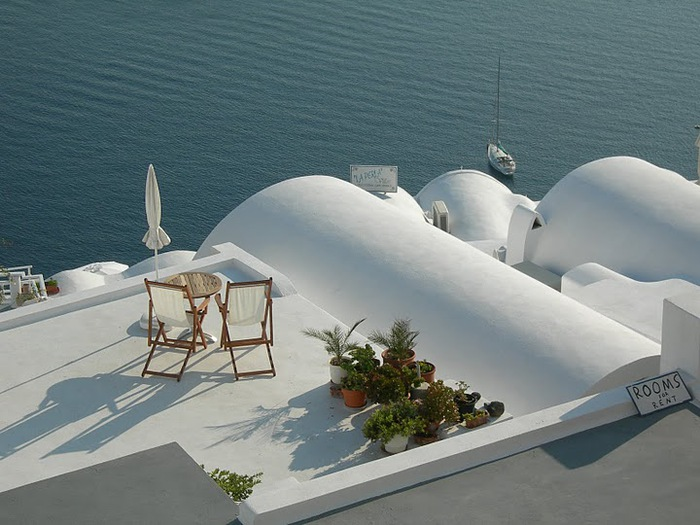Остров Санторини – вулканическая красота. 78290