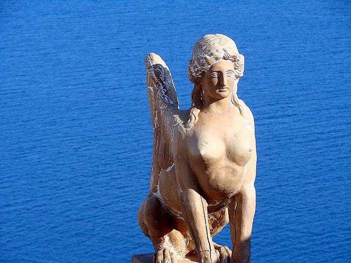 Остров Санторини – вулканическая красота. 42555