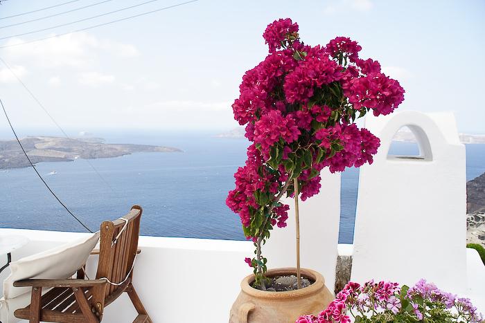 Остров Санторини – вулканическая красота. 43870