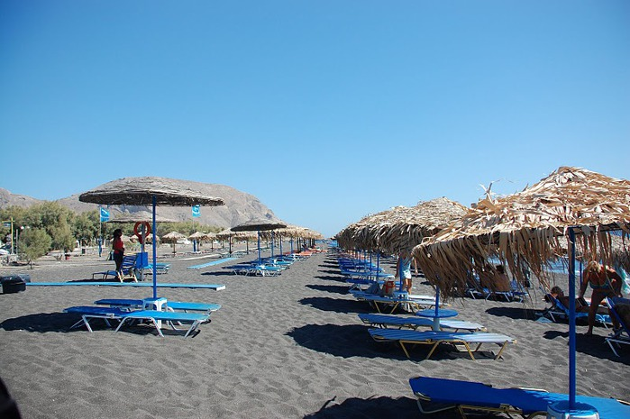 Остров Санторини – вулканическая красота. 62230