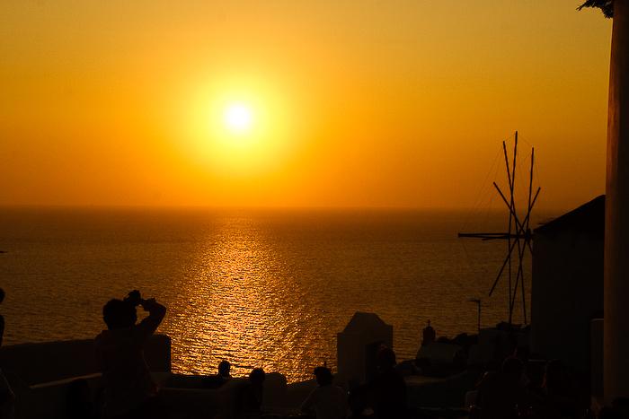 Остров Санторини – вулканическая красота. 52755