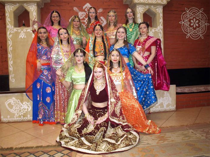 студия восточного танца «Devi Dance»