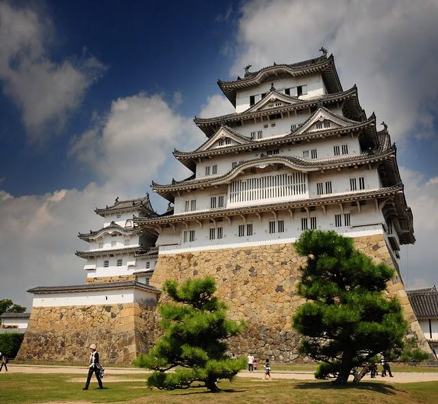 Замок Химедзи - Himeji Castle 77881