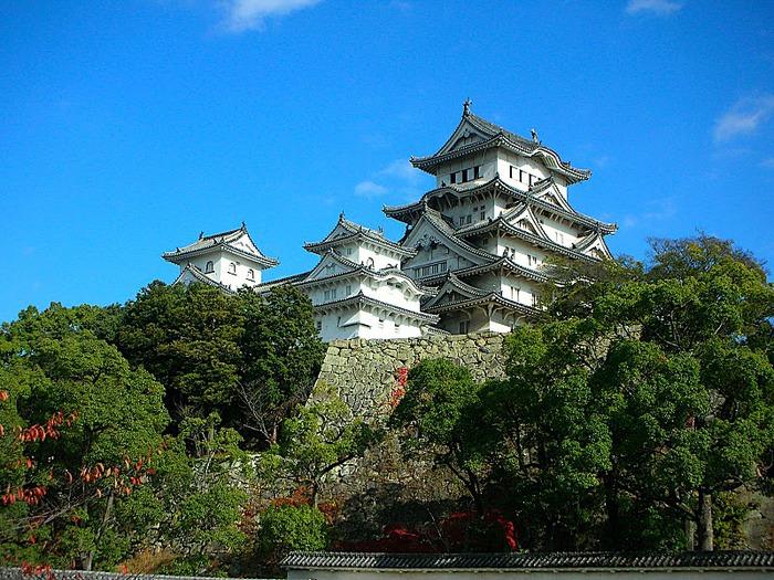 Замок Химедзи - Himeji Castle 53954