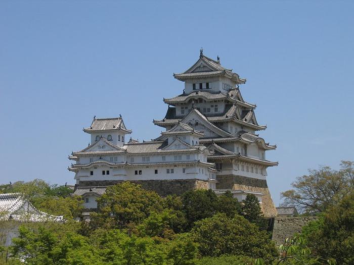 Замок Химедзи - Himeji Castle 40575