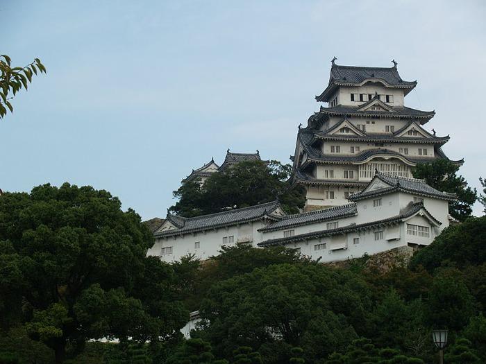 Замок Химедзи - Himeji Castle 87668