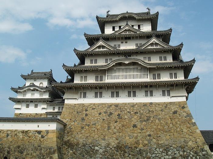 Замок Химедзи - Himeji Castle 77660