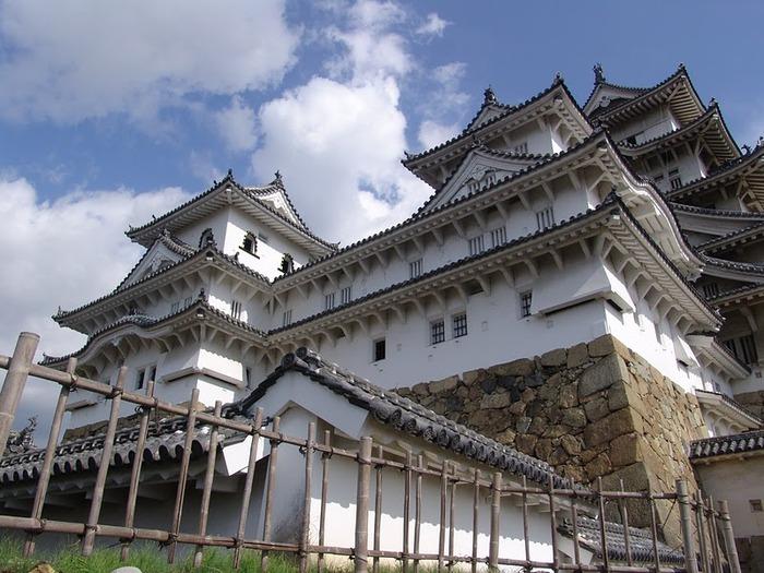Замок Химедзи - Himeji Castle 92123