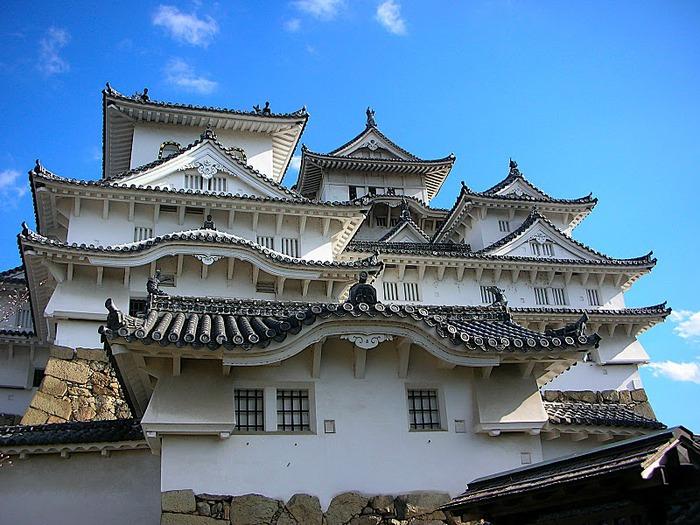 Замок Химедзи - Himeji Castle 54658