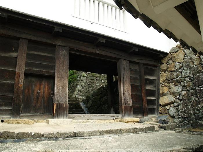 Замок Химедзи - Himeji Castle 19962