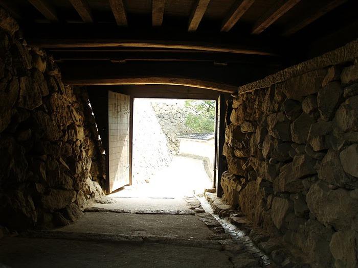 Замок Химедзи - Himeji Castle 15880