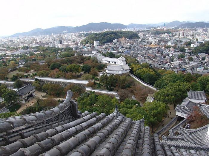 Замок Химедзи - Himeji Castle 73213