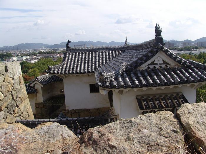 Замок Химедзи - Himeji Castle 70222
