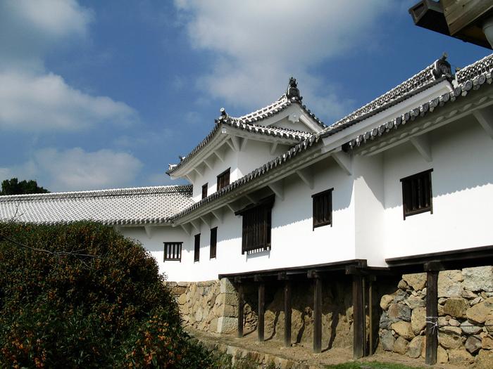 Замок Химедзи - Himeji Castle 21938