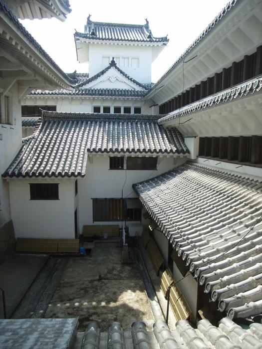 Замок Химедзи - Himeji Castle 85775