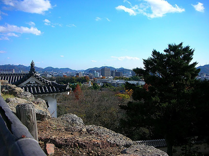 Замок Химедзи - Himeji Castle 96897