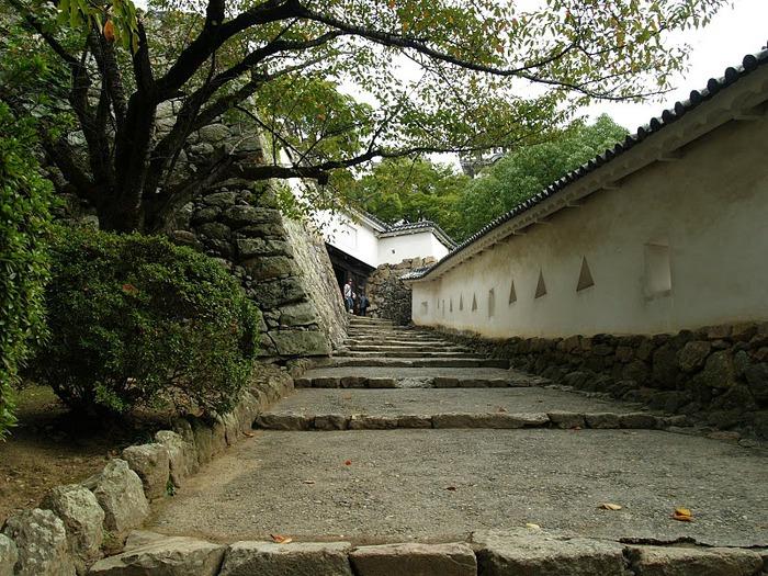 Замок Химедзи - Himeji Castle 99387