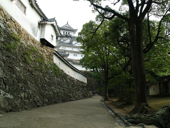 Замок Химедзи - Himeji Castle 59484