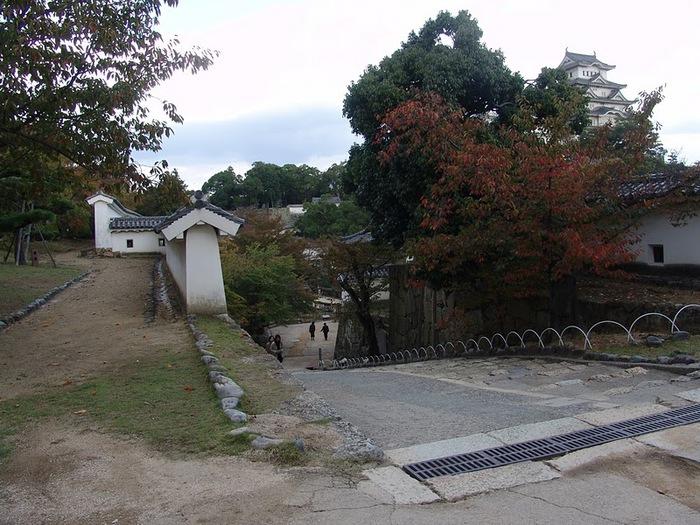Замок Химедзи - Himeji Castle 78598