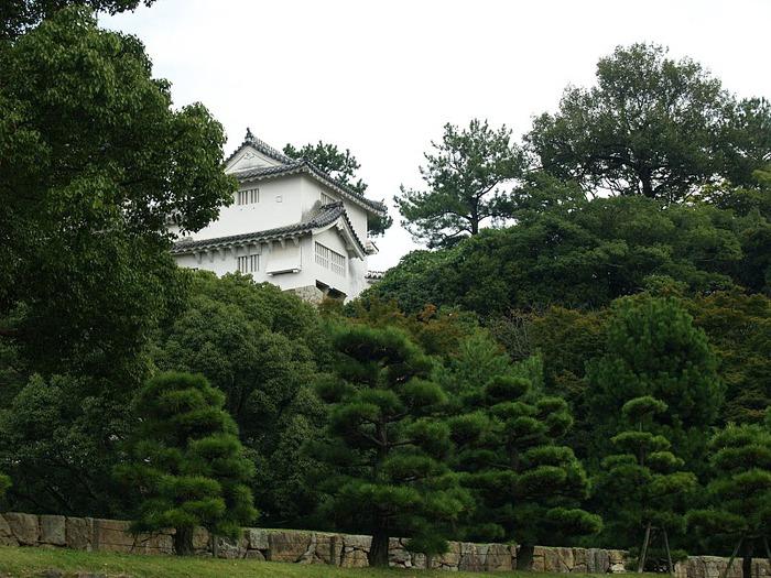 Замок Химедзи - Himeji Castle 86214