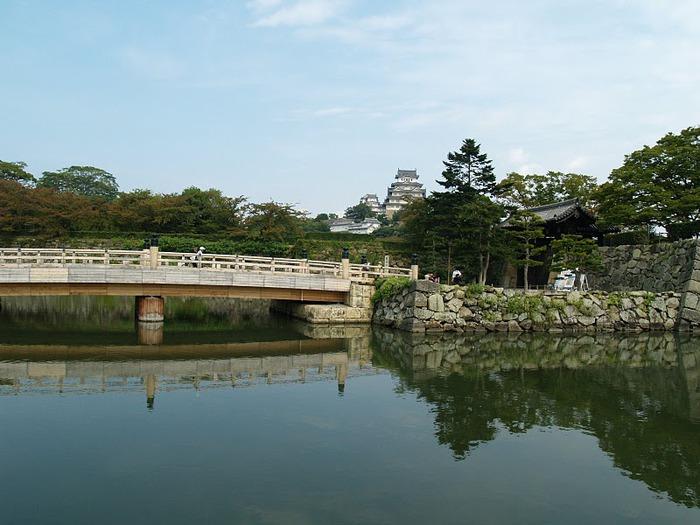 Замок Химедзи - Himeji Castle 17684