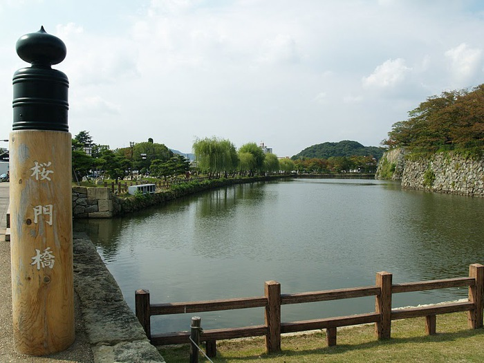 Замок Химедзи - Himeji Castle 48680