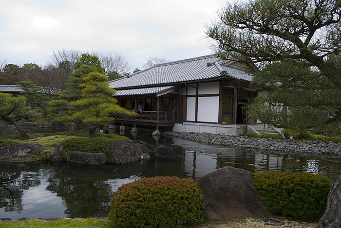 Замок Химедзи - Himeji Castle 87501