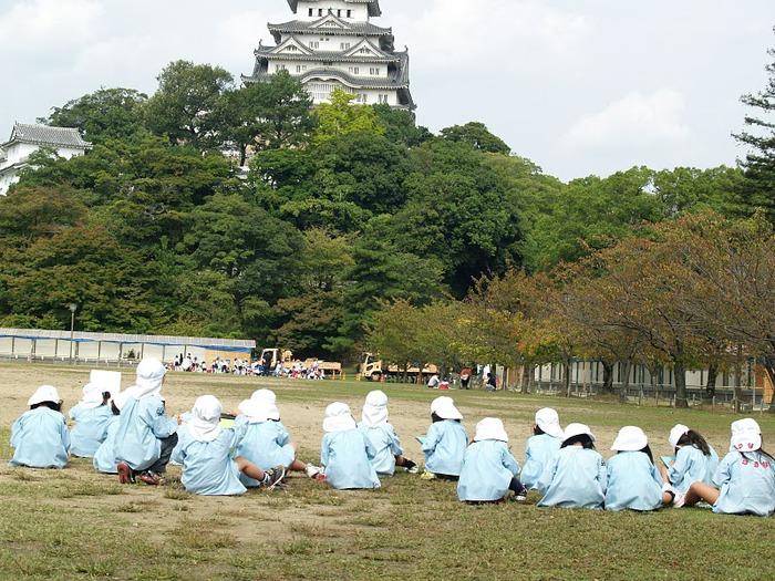 Замок Химедзи - Himeji Castle 36548