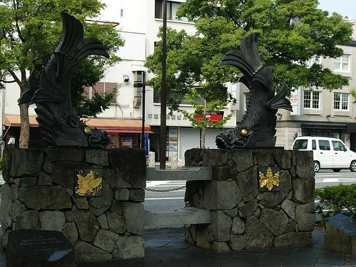 Замок Химедзи - Himeji Castle 60089