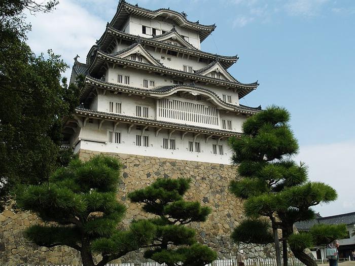 Замок Химедзи - Himeji Castle 92766