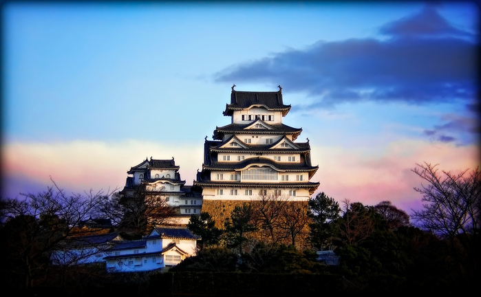 Замок Химедзи - Himeji Castle 17224