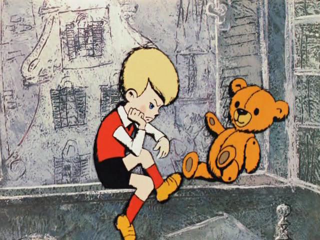 мультфильм малыш и карлсон онлайн смотреть: