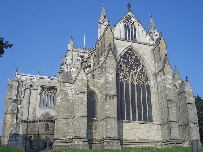RIPON, Cathedral Church of St Peter and St Wilfrid, 1160-1547 � (700x525, 86 Kb)