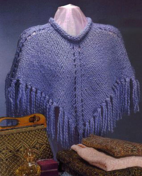 shawl knitting patterns